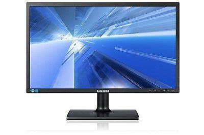 "SAMSUNG 23.6"" Matte Black S24C200BL 5ms Widescreen LED Backlight LCD Monitor"