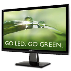 "ViewSonic 23"" Black VA2342-LED 5ms Widescreen LED Backlight LED Monitor"