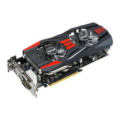ASUS DirectCU II Radeon R9 270X 4GB 256-Bit GDDR5 Video Card - R9270X-DC2T-4GD5