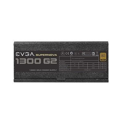 EVGA SuperNOVA 1300W 80 PLUS GOLD Certified Full Modular PSU - 120-G2-1300-XR