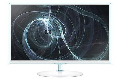 "SAMSUNG 23.6"" White S24D360HL 5ms HDMI Widescreen LED Backlight PLS LCD Monitor"