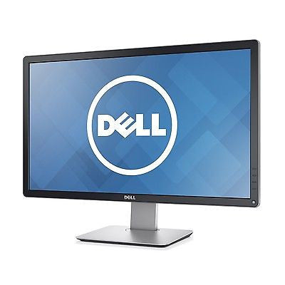"Dell 27"" Black P2714H 8ms (GTG) Widescreen LED Backlight IPS Panel LCD Monitor"