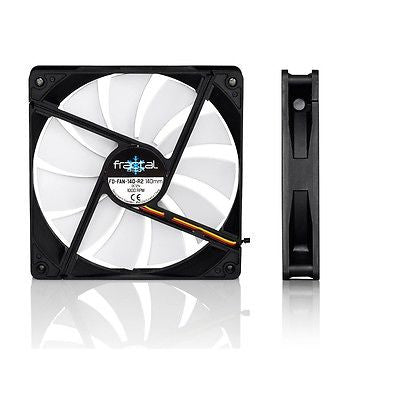 Fractal 140mm Computer Case Fan FD-FAN-SSR2-140