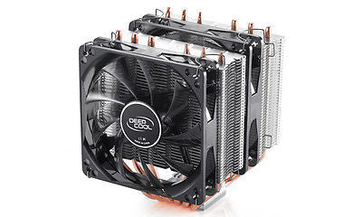 DEEPCOOL NEPTWIN V2.0 CPU Cooler Heatsink with Dual 120mm Fans