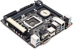 ASUS LGA 1150 Z97I-PLUS with HDMI USB 3.0 Mini ITX Intel Motherboard