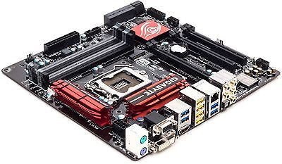 GIGABYTE LGA1150 GA-Z97MX-Gaming 5 with HDMI USB 3.0 Micro ATX Intel Motherboard