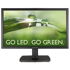 "ViewSonic 24"" Black VA2451M-LED 5ms Widescreen LED Backlight LED Monitor"