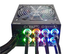 Rosewill 800W LIGHTNING-800 80 PLUS GOLD SLI/CrossFire Ready Modular PSU