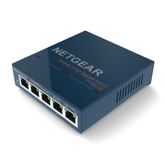 NETGEAR 5 Port Gigabit Business-Class Desktop Switch GS105
