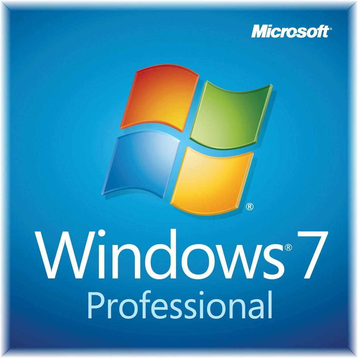 Windows 7 Professional SP1 64-bit FQC-08289