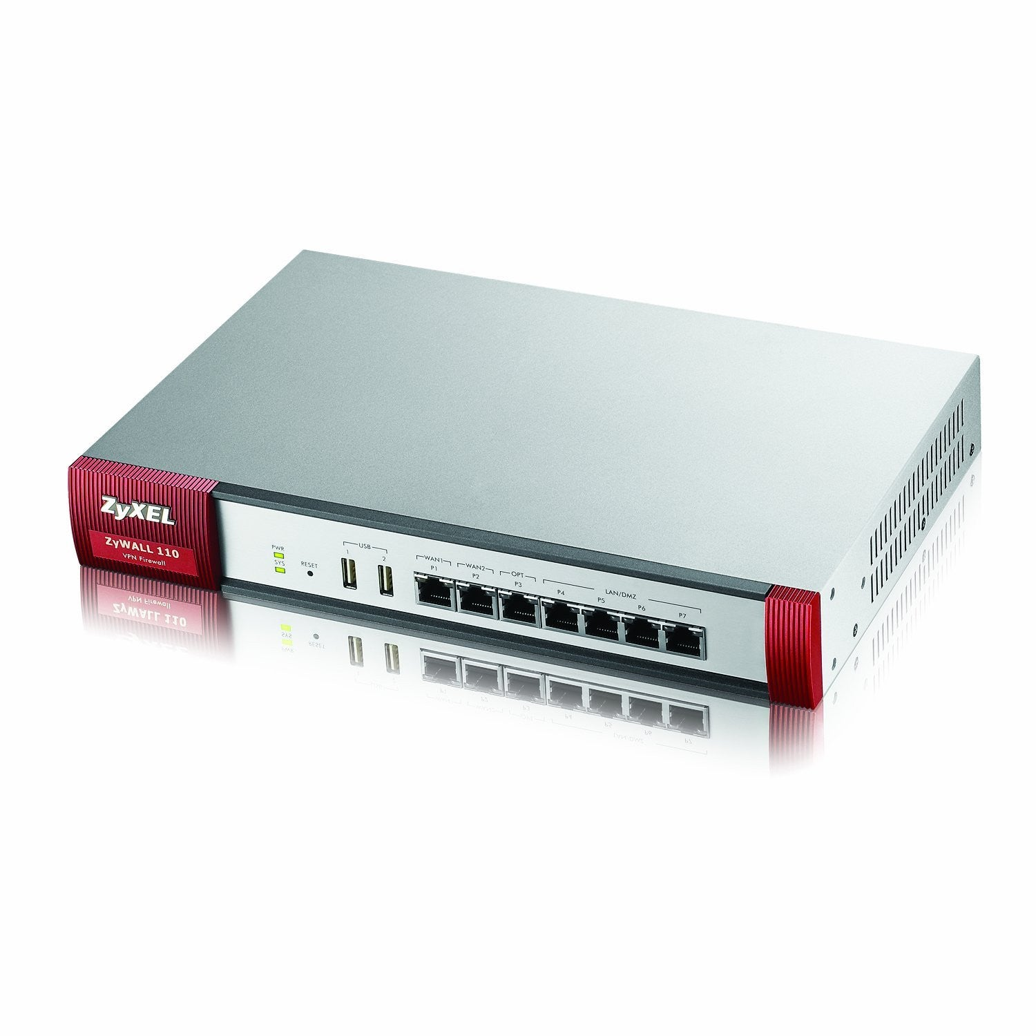 ZyXEL High Performance 1GbE SPI/300Mbps VPN Firewall (ZYWALL110)