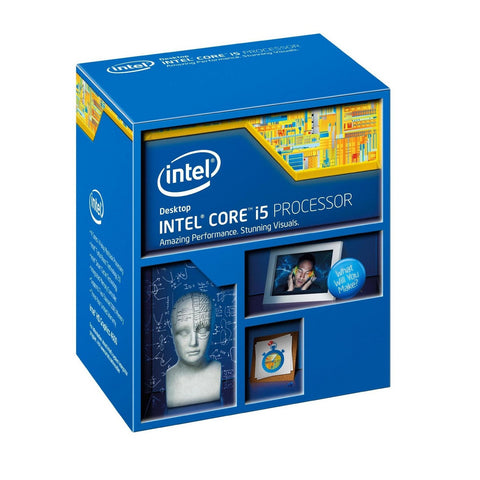 Intel LGA 1150 Core i5-4690K Quad-Core 3.5GHz Desktop Processor BX80646I54690K