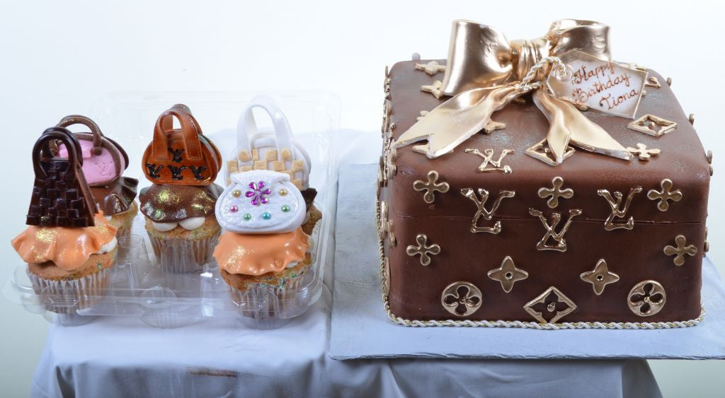 1080-Louis Vuitton Gifts & Cupcakes - Pastry Palace