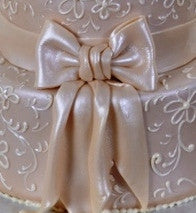 1098 – Ivory Gown - Pastry Palace