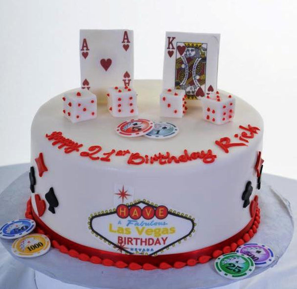 1214 – Blackjack Birthday - Pastry Palace