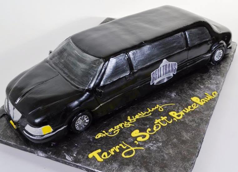1217 – Stretch Limo - Pastry Palace