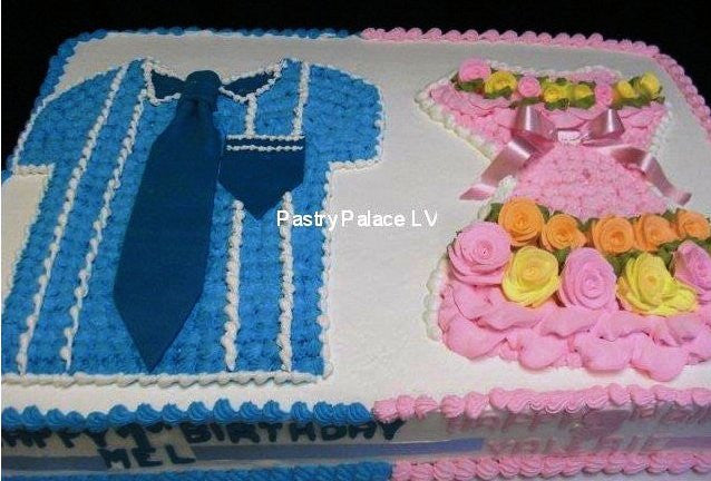 1240 – Twins Birthday - Pastry Palace