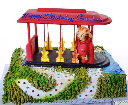 1244 – Daniel Tiger's Neighborhood - Pastry Palace