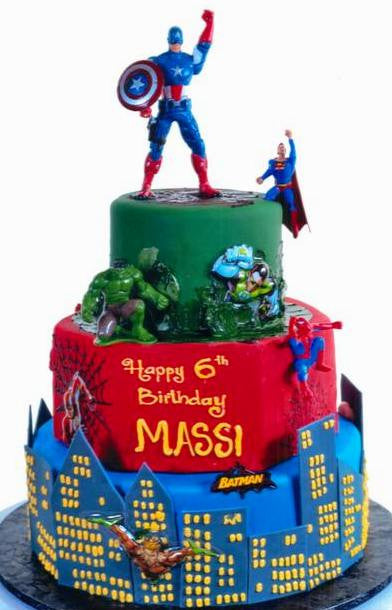 1257 – Calling All Super Heroes - Pastry Palace