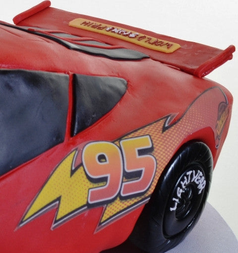1464 – Lightning McQueen - Pastry Palace