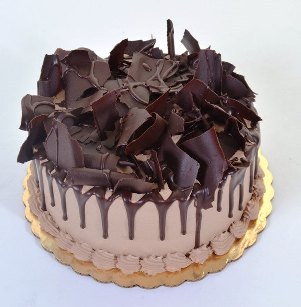 Simple Chocoalte Cake Design Pastry Palace