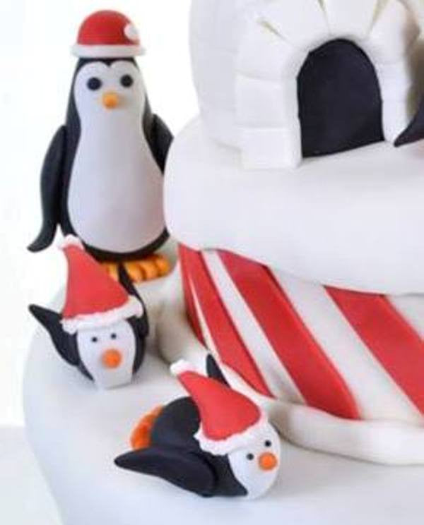 1537-Penguin Party - Pastry Palace
