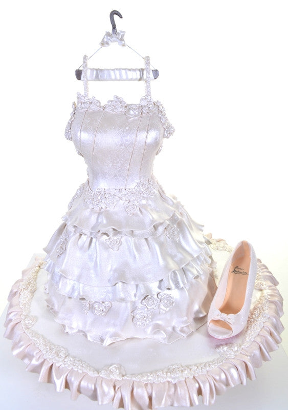 1550-Wedding Dress - Pastry Palace