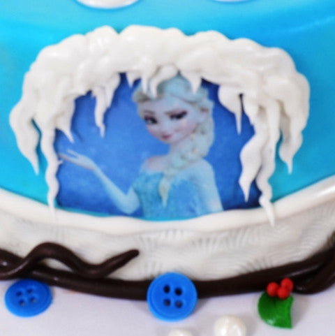 1602 – Frozen - Pastry Palace