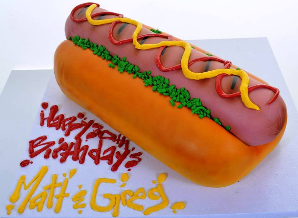 1973 – Hot Dog! Another Birthday!