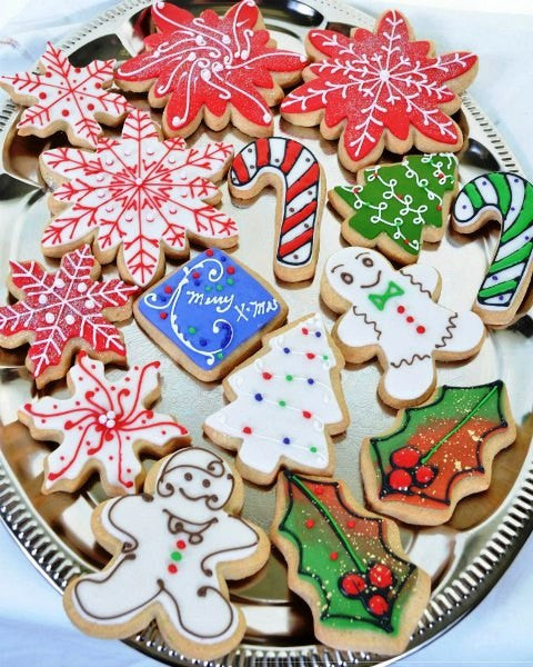 968 – Holiday Cookie Collection – Christmas