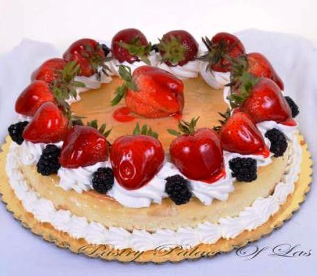 979 – Fruit Tart Cake