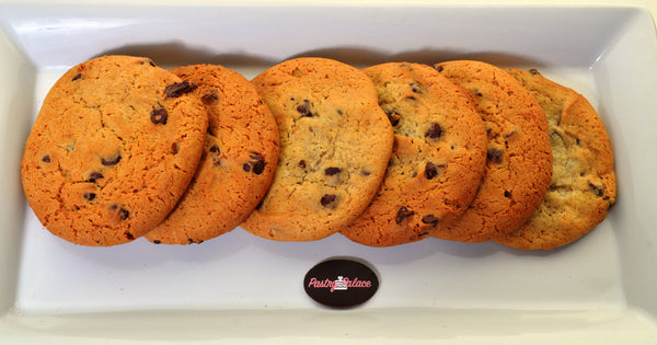 Chocolate Chip Cookies - Pastry Palace