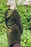 Leaf Tunic in Velour