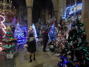 Melton Mowbray Christmas Tree Festival 2015