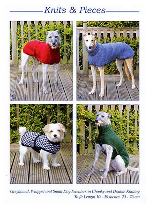 KP-05 Greyhound, Whippet & Small Dog Coats