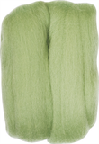 Clover Natural Wool Roving - 20g