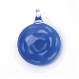 Glass Pendant Circle