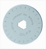 Olfa Replacement Rotary Blade: Large: 45mm: Pack of 1