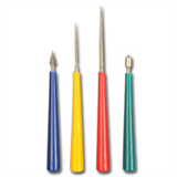 Bead Reamer Set of 4