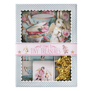 Tiny Treasures by Tilda: Decor Set