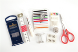 Deluxe Sewing Kit in Plastic Box