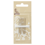 Williams Embroidery Needles: Size 5-10