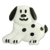 Novelty Button - Dog