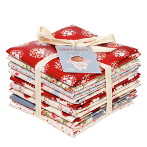 Fat Quarter Bundle - Sweetheart by Tilda