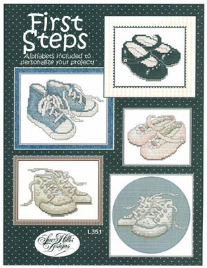 First Steps Cross Stitch Chart