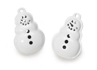 Jingle Bells - White Snowmen by Darice