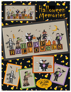 Halloween Memories Cross Stitch Chart
