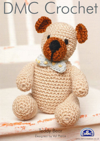 Teddy Bear - DMC Crochet Amigurumi