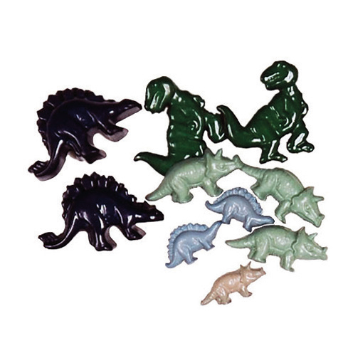 Novelty Buttons - Diggin' for Dinosaurs