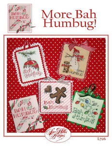More Bah Humbug Cross Stitch Chart